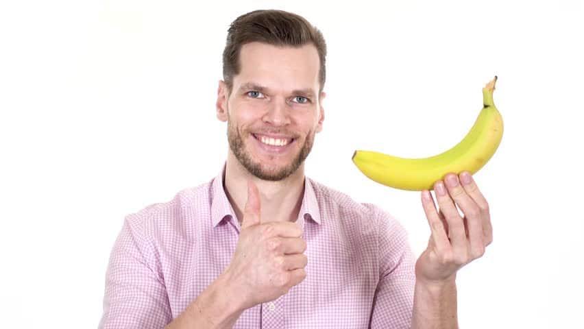 Бананы и потенция