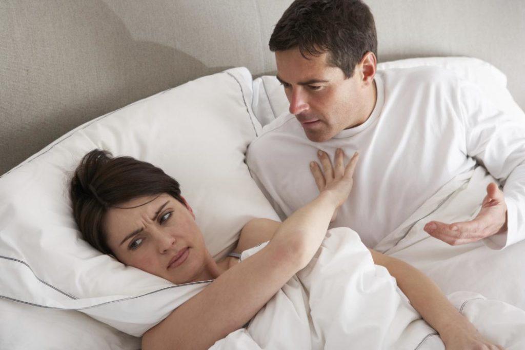 Оргазм без эякуляции
