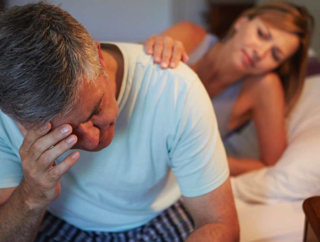 Боль при эякуляции