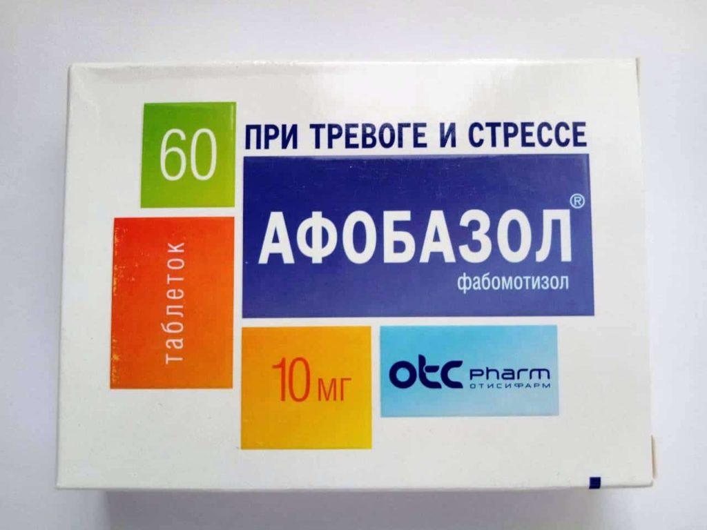 Влияние препарата Афобазол на потенцию: показания, правила приема, побочные действия