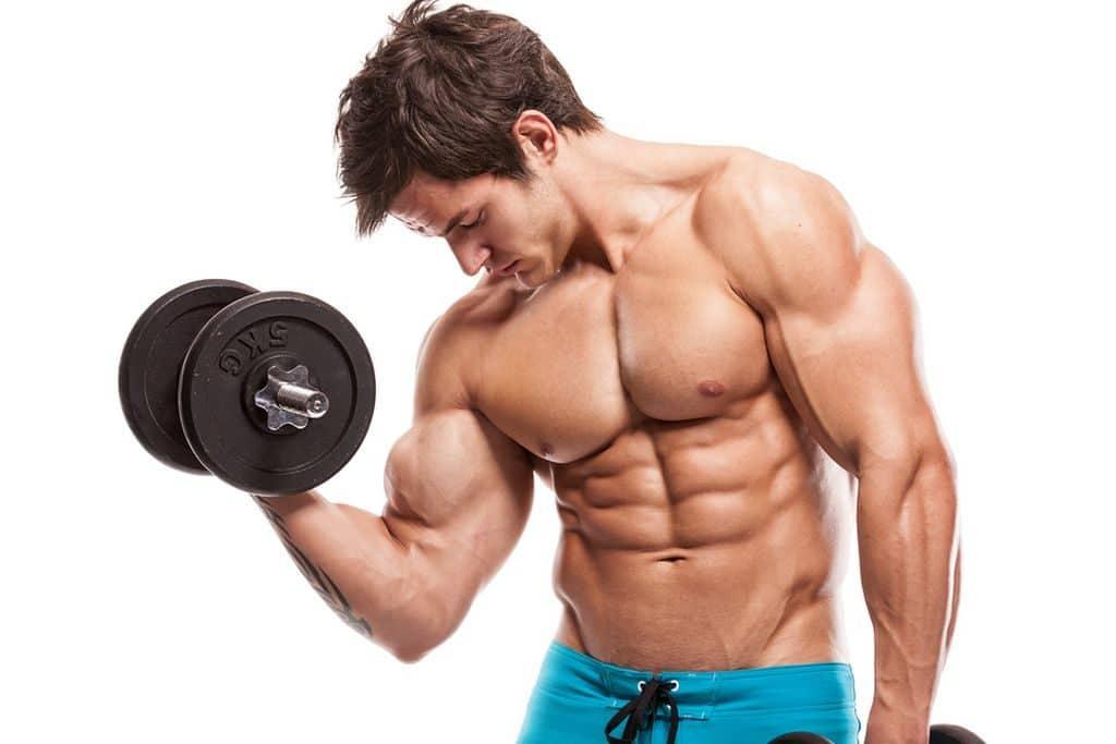 Увеличение мышечной массы гормонами