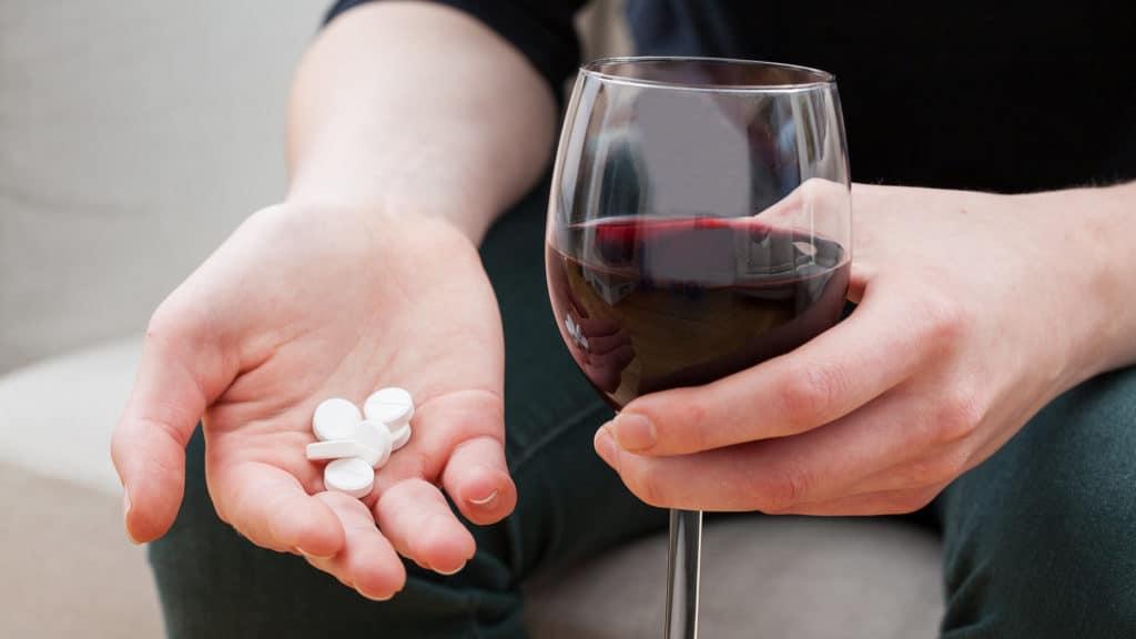 Афобазол и спиртное