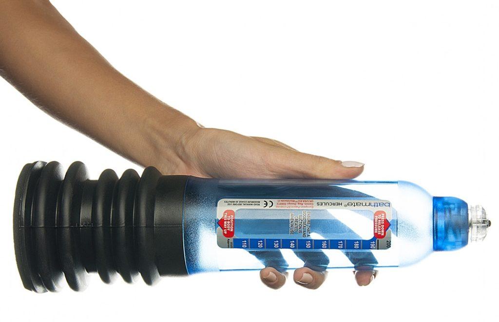 Гидропомпа для члена