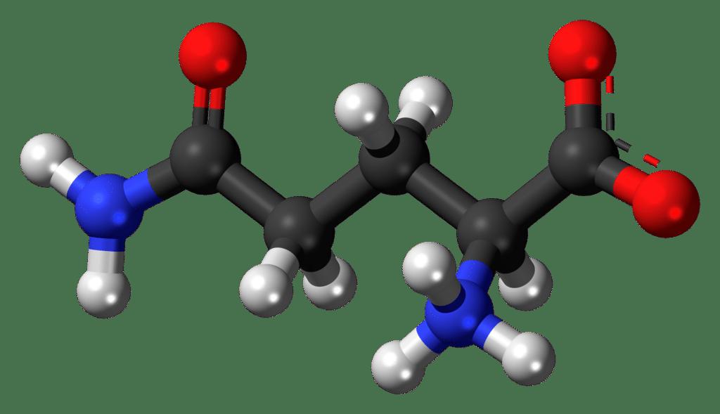 Структура глицина