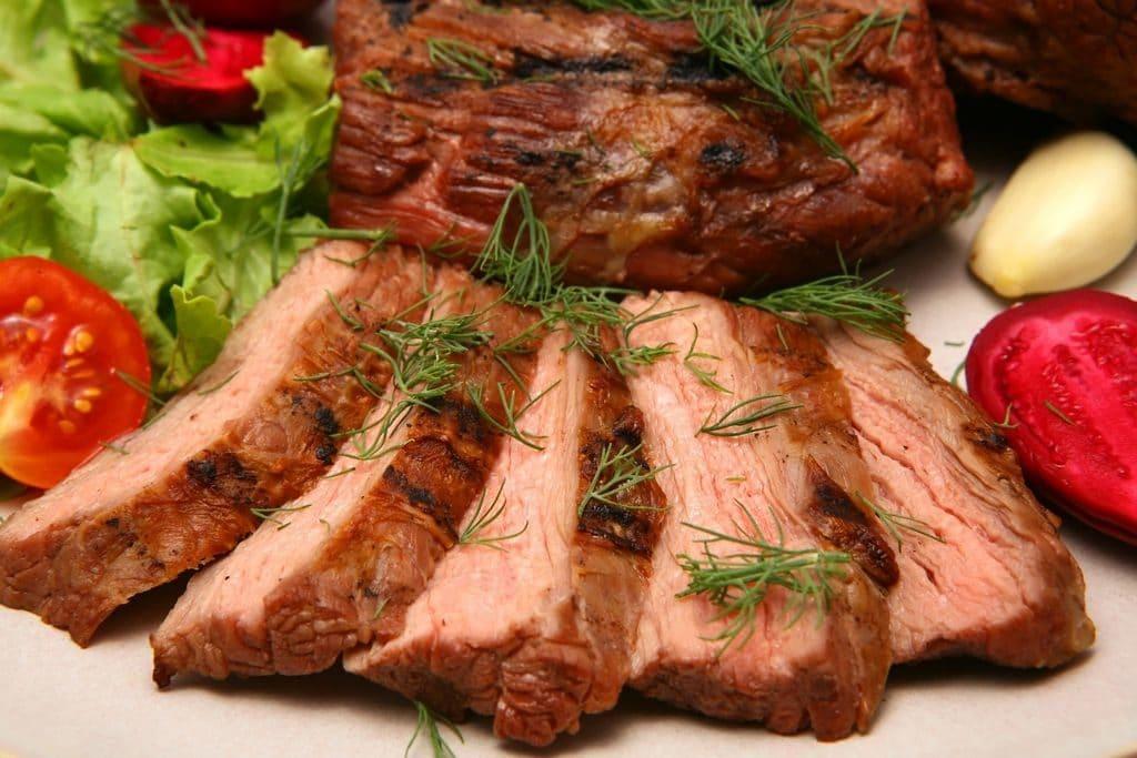 Мясные продукты для увеличения члена
