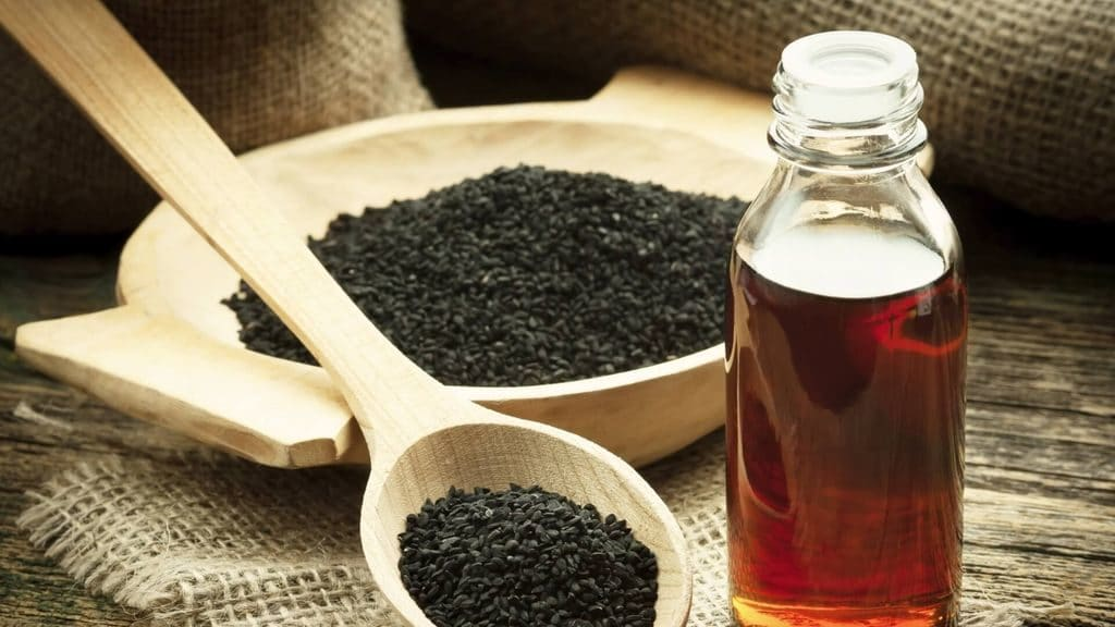 Масло черного тмина для потенции