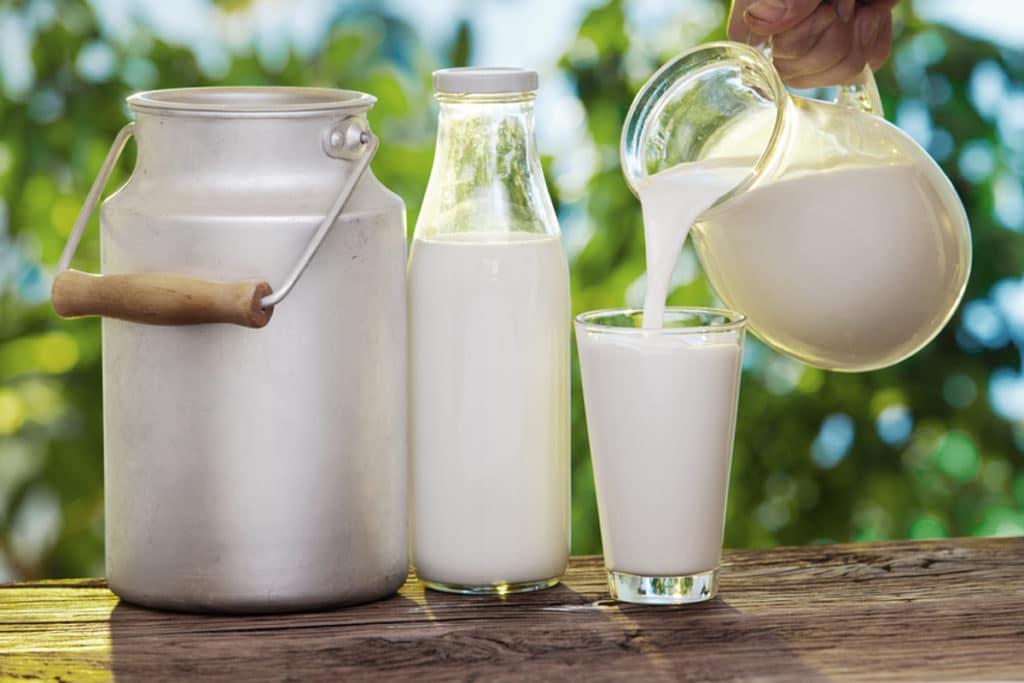 Молоко для потенции
