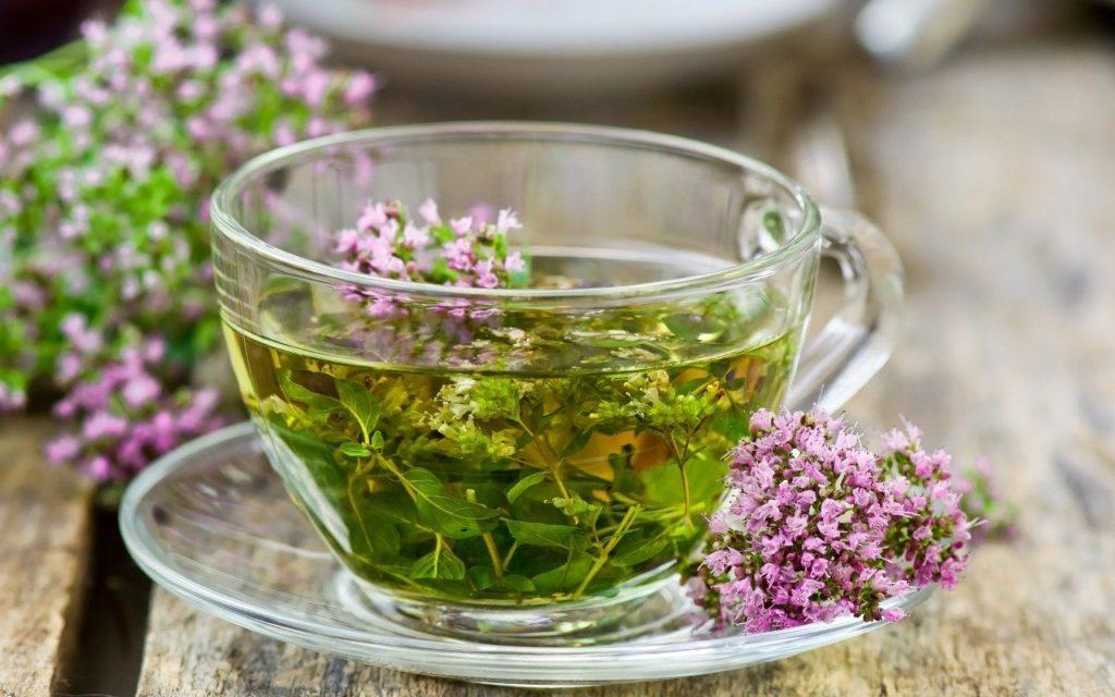 Чай с чабрецом для потенции