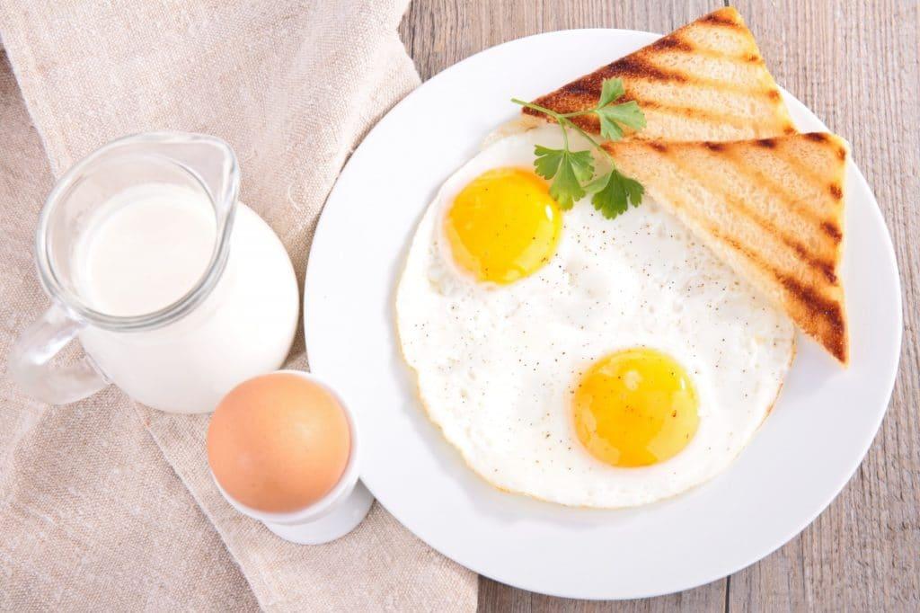 Использование яиц для потенции