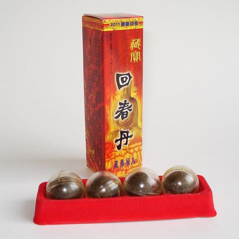 Китайские шарики для потенции: что это и как принимать?