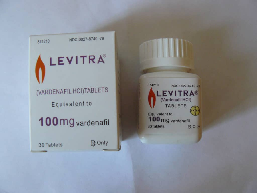 Препарат Левитра