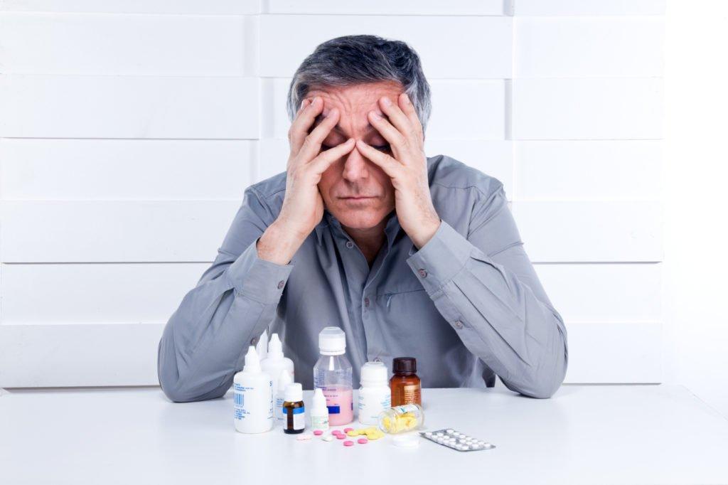 Лечение импотенции в 40 лет
