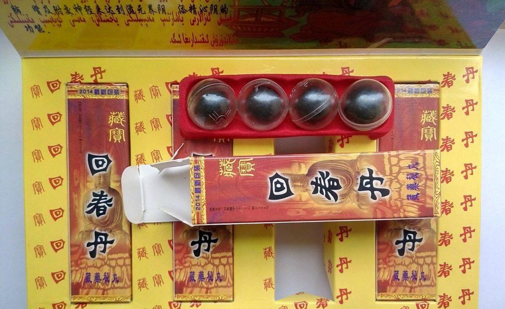 Китайские шарики для потенции Будда