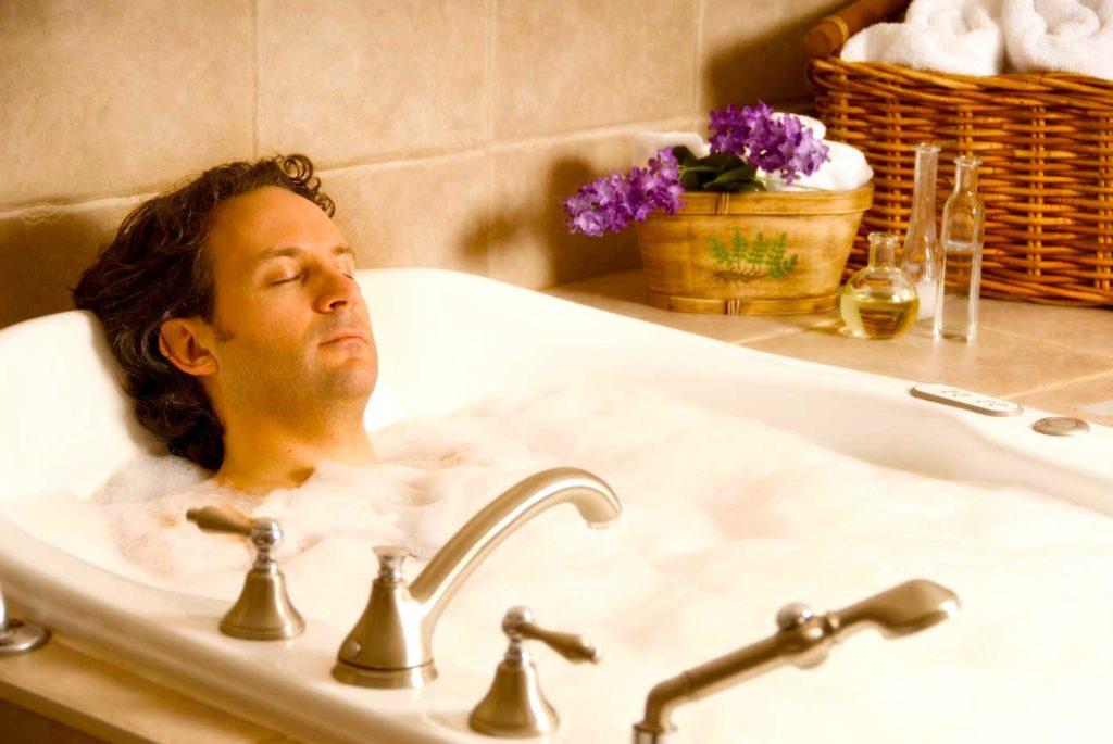 Расслабление перед процедурами