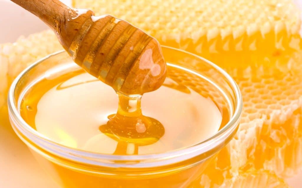 Арахис с медом для потенции