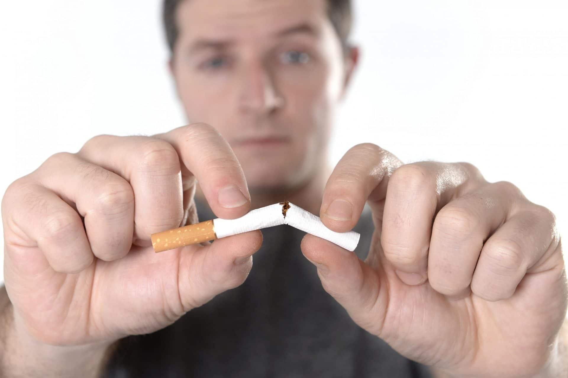 Отказ от никотина и восстановление потенции