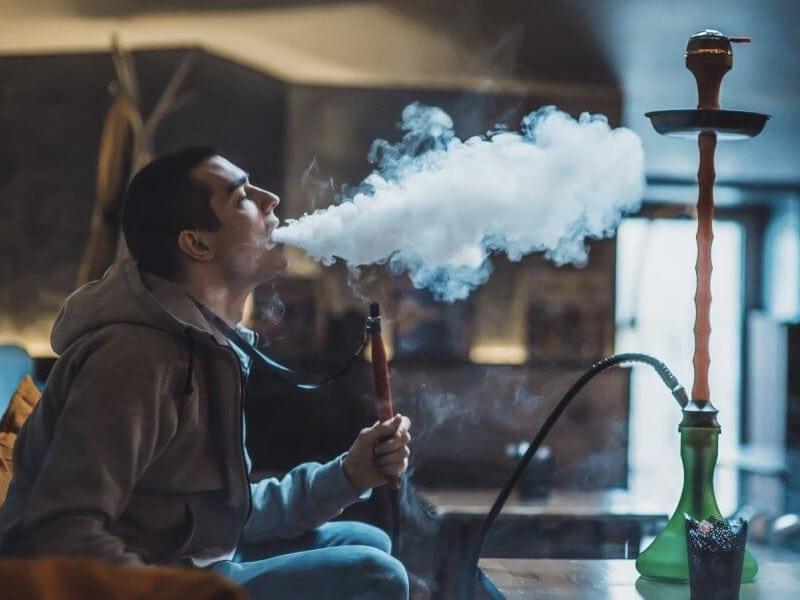 Влияние на потенцию сигарет и кальяна
