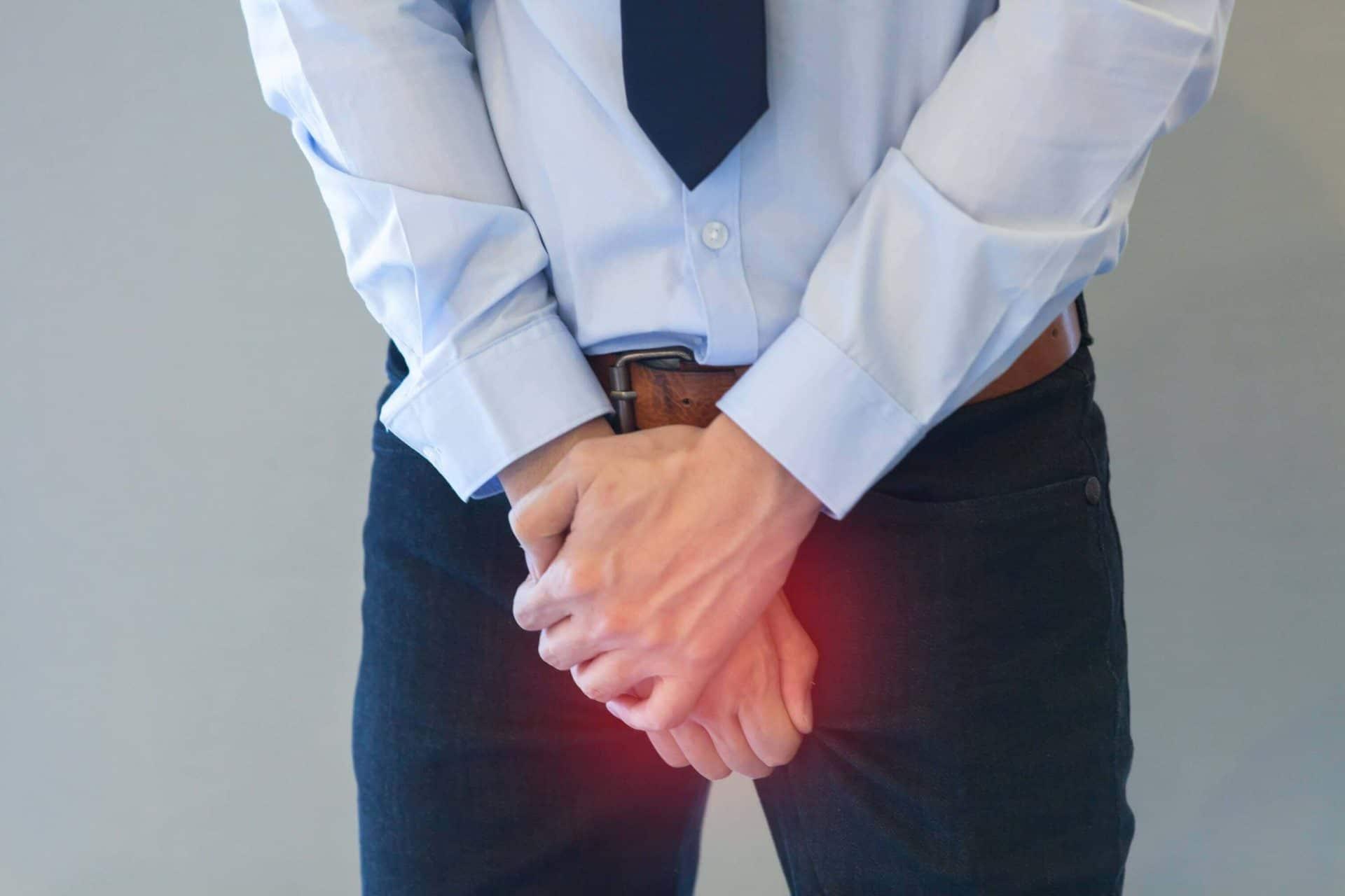 Потеря чувствительности пениса: причины и как повысить