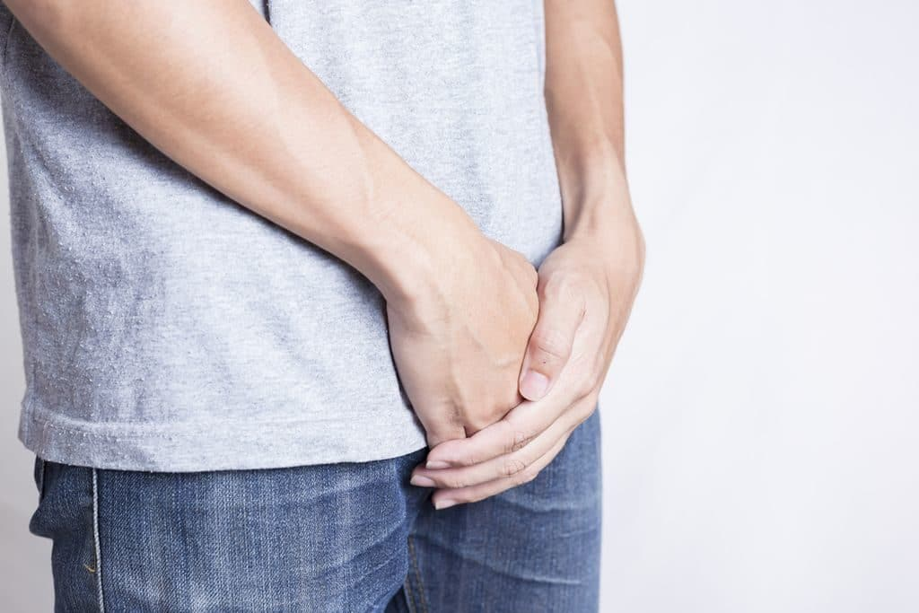 Симптомы гиперчувствительности головки