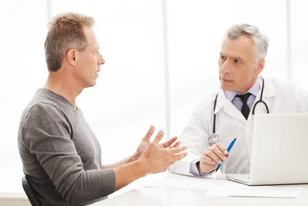 Какой врач занимается лечением импотенции у мужчин: к кому обращаться