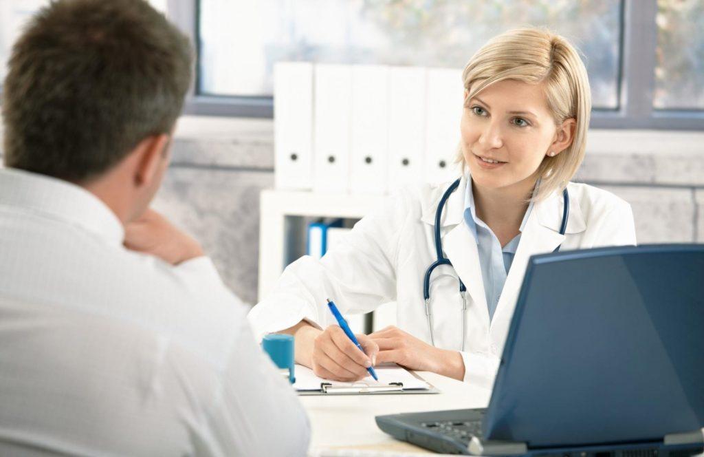 Какой врач поможет вылечить пупырышки на члене