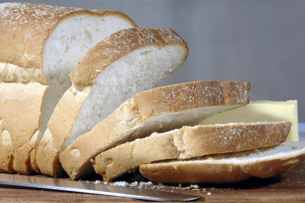 Белый хлеб для снижения женского либидо