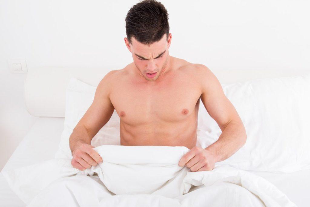 Возможные нарушения ночной эрекции