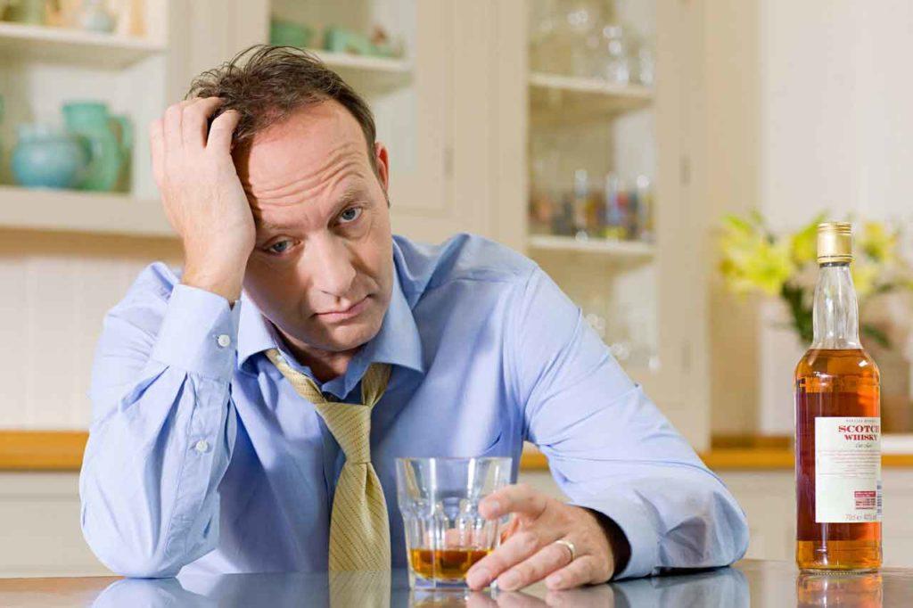 Опасность алкоголя для мужского либидо