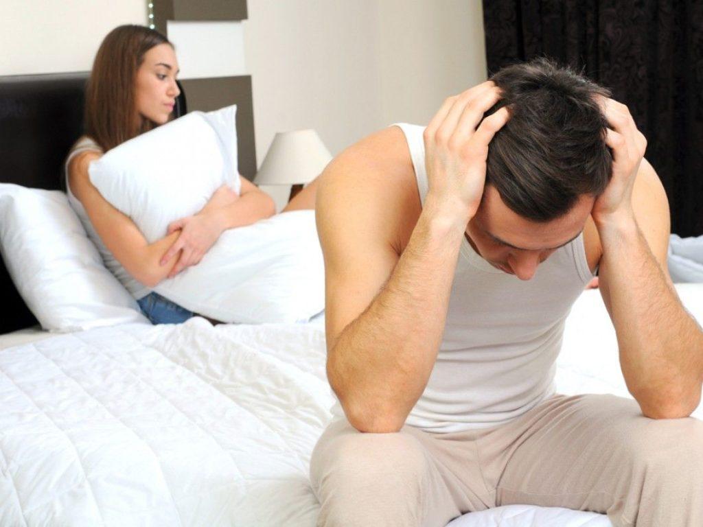 Симптомы приапизма у мужчин