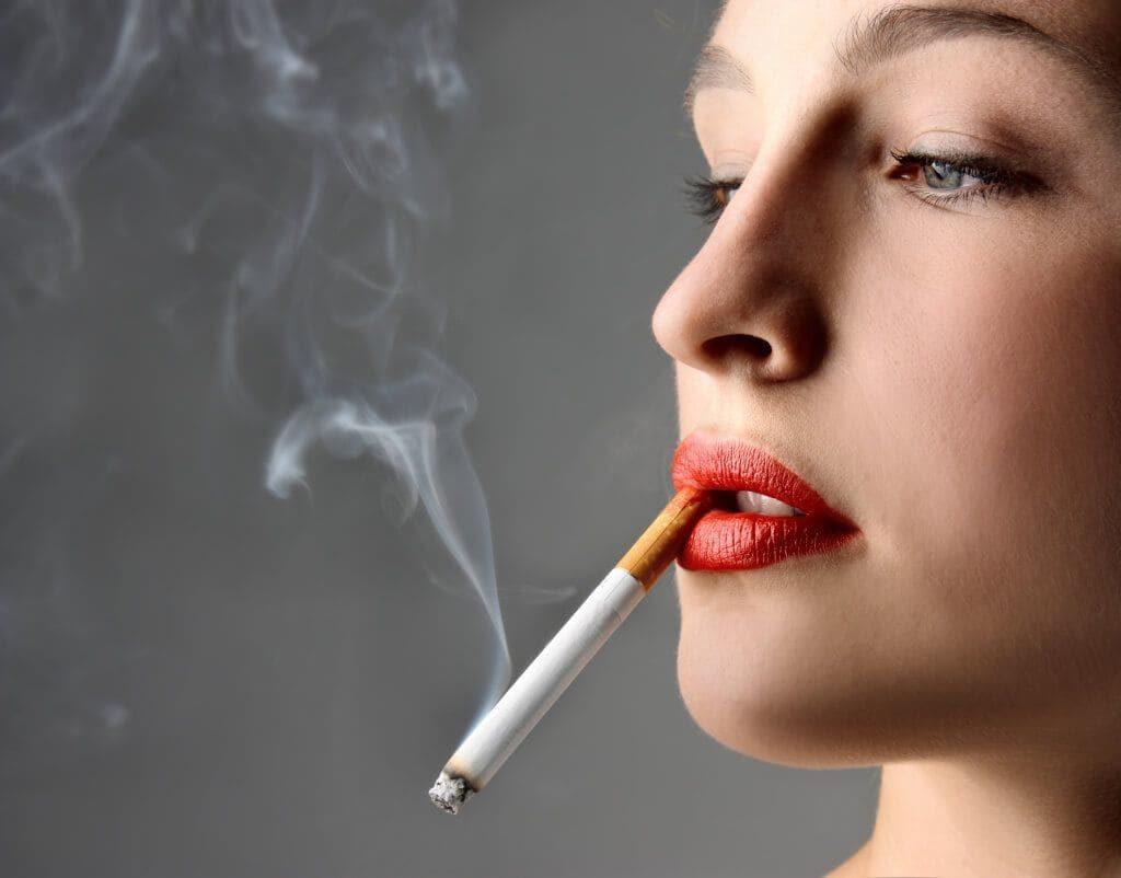 Курение и женское либидо