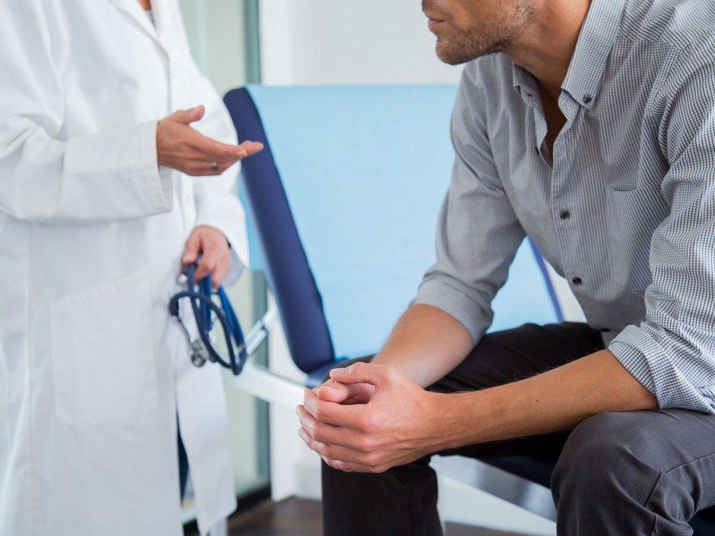Диагностика ретроградной эякуляции