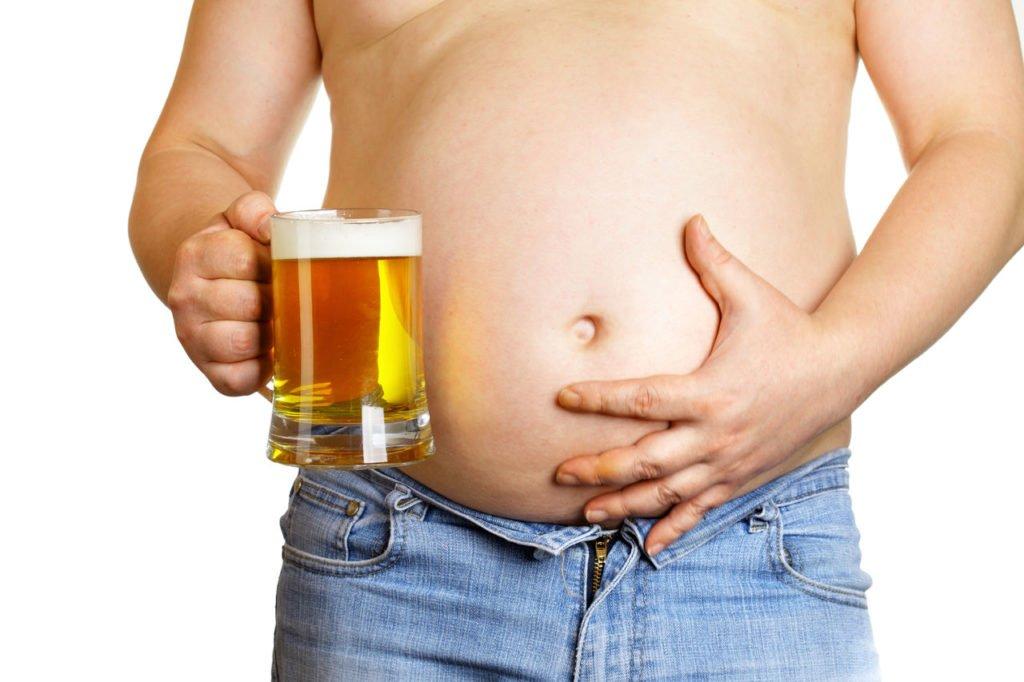 Как пиво влияет на потенцию