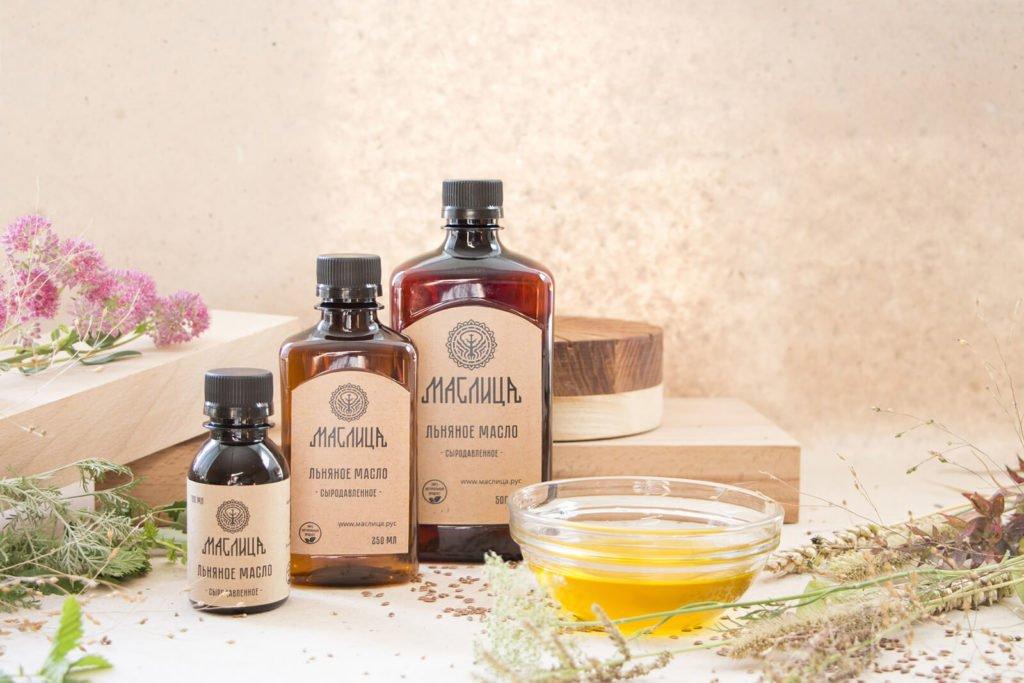 Полезные свойства льняного масло
