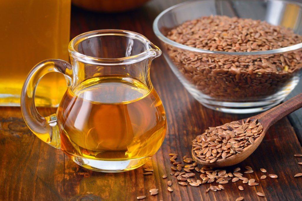 Как пить льняное масло при простатите