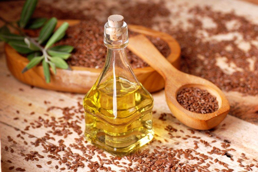 Льняное масло при простатите: полезные свойства и способы применения