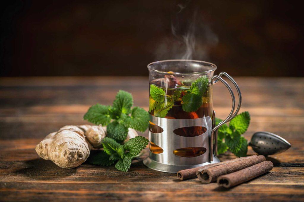 Польза травяных чаев при простатите