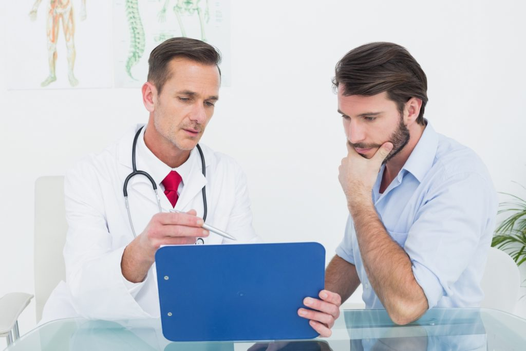 Профилактика развития простатита