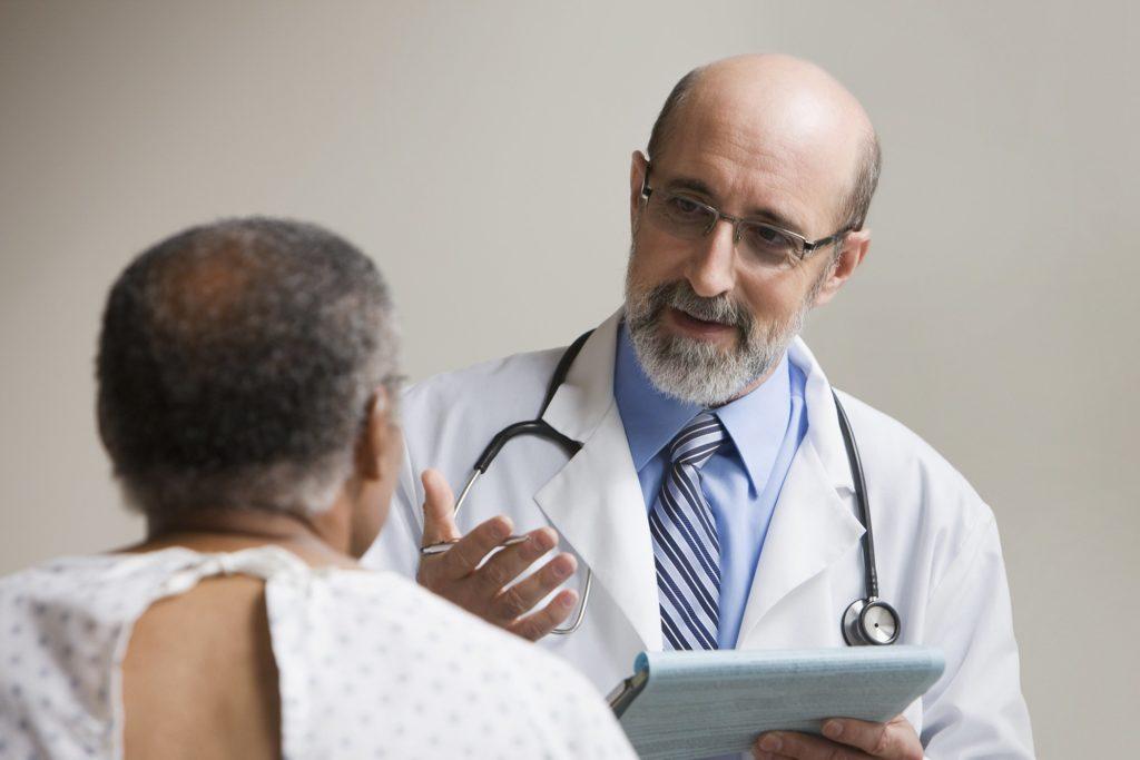 Локализация болей в пояснице при простатите