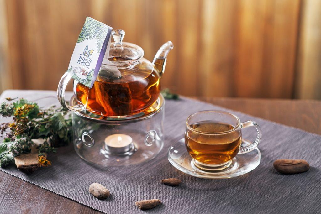 Чаи для снижения веса