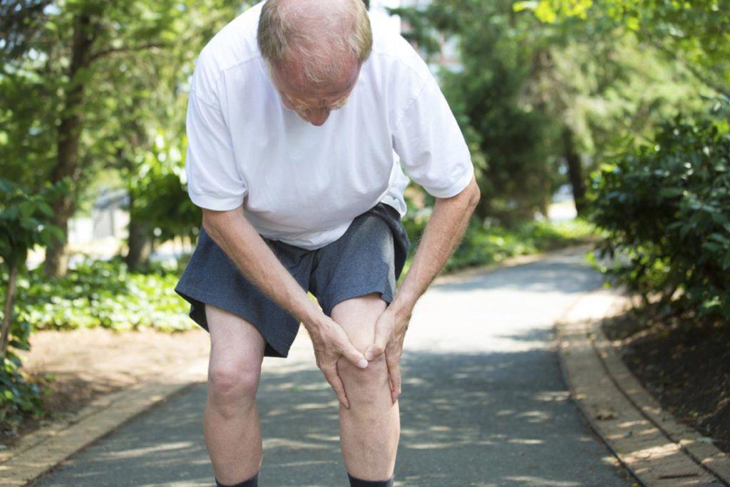 Боль в ногах при простатите