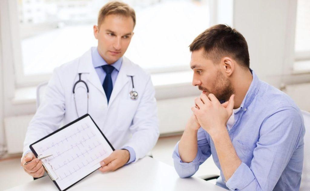 Диагностика гнойного простатита