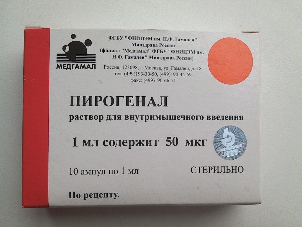 Специализированные препараты при простатите