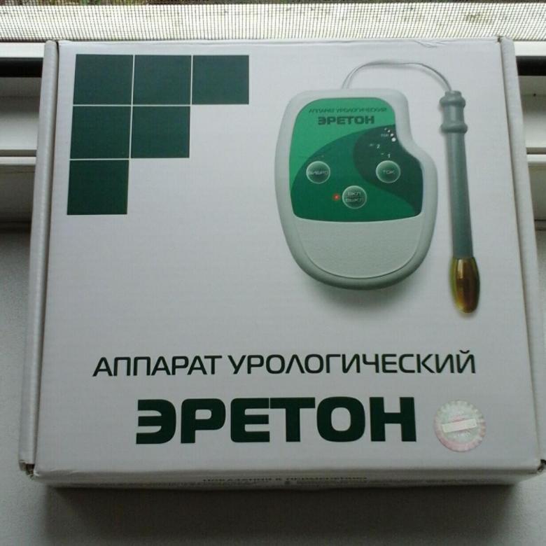 """Прибор для лечения простатита """"Эретон"""""""