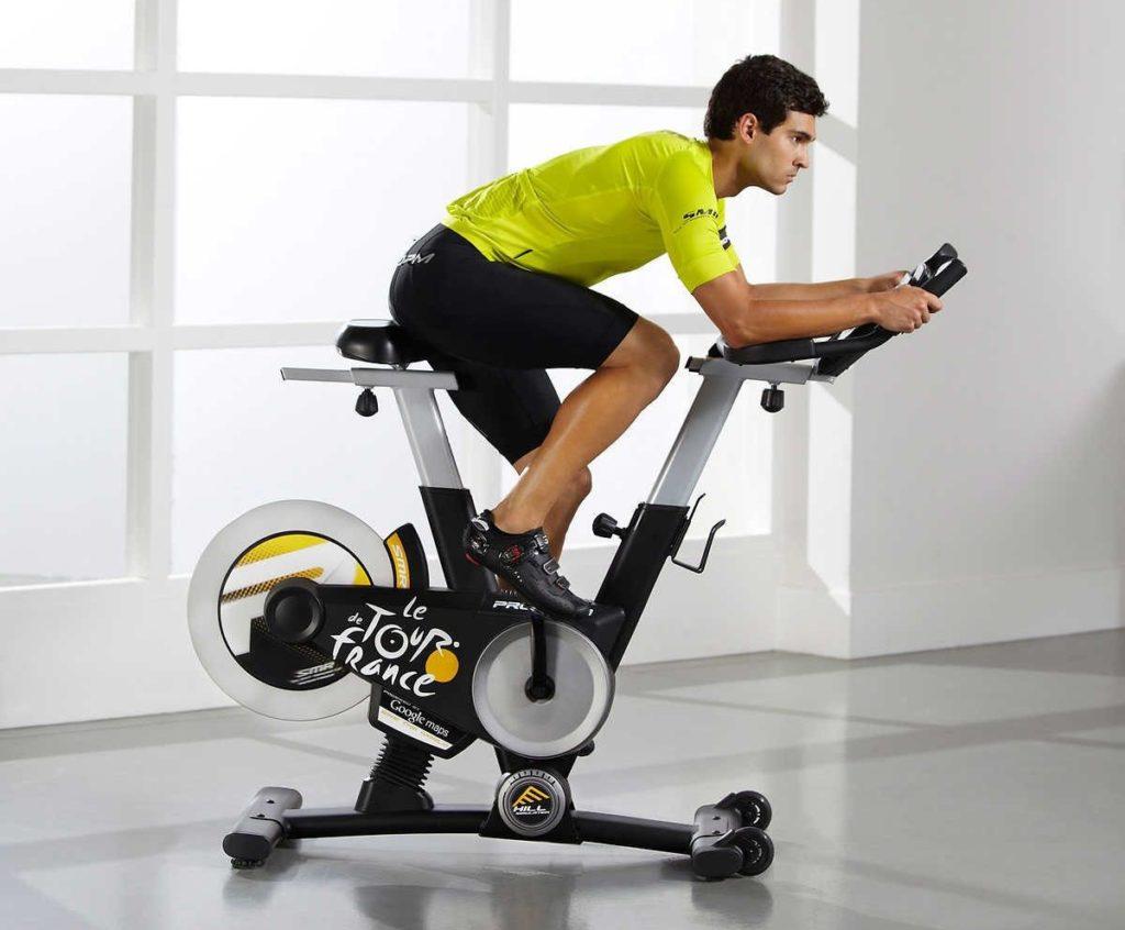 простатит можно ли заниматься на велотренажере