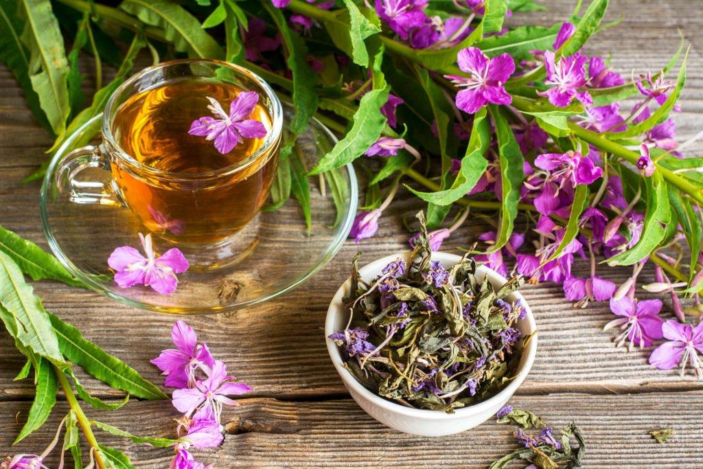 Как правильно заваривать иван-чай при простатите