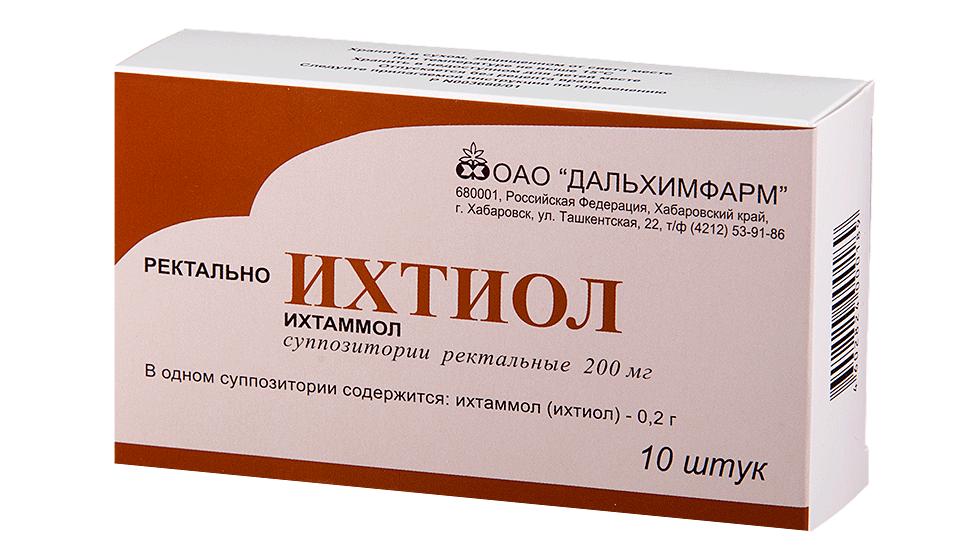 Суппозитории при хроническом простатите