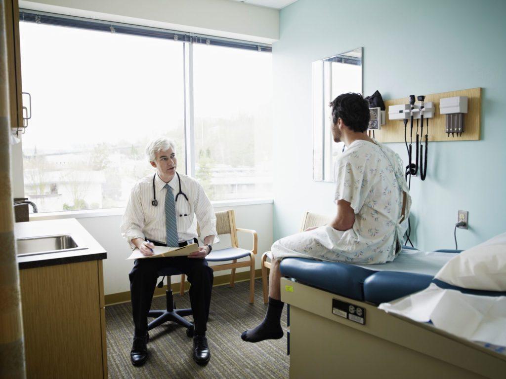Методы физиотерапии при простатите