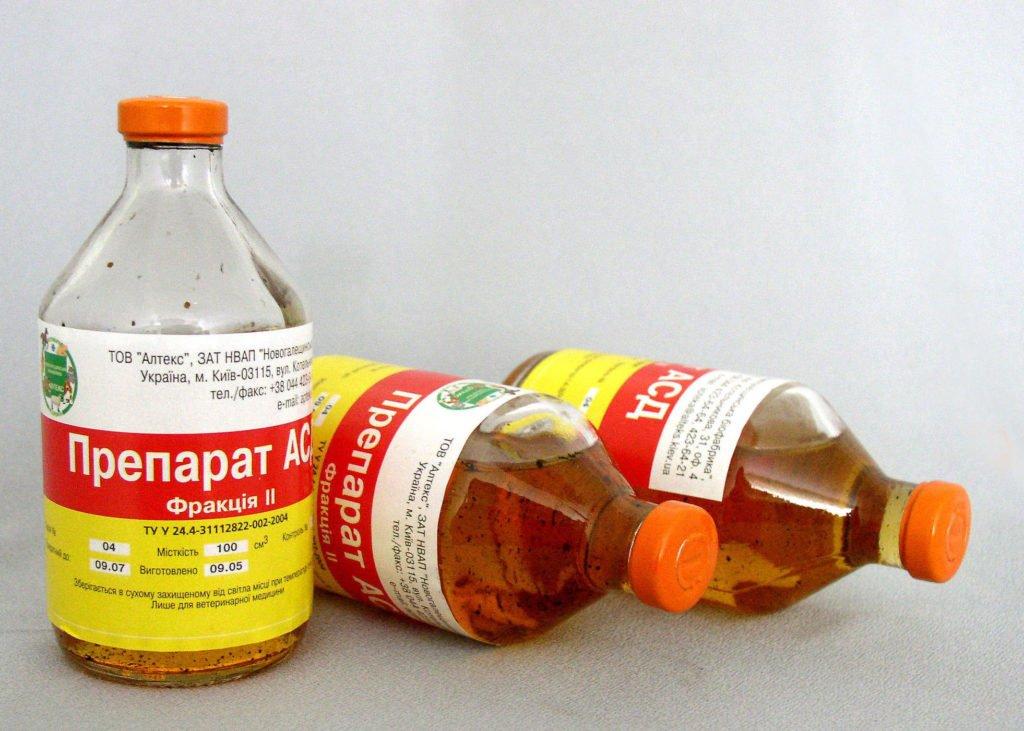 АСД фракция 2 при лечении простатита