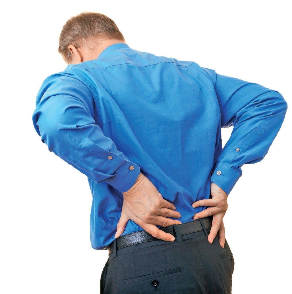 С чем связана боль в пояснице при простатите и как от нее избавиться?