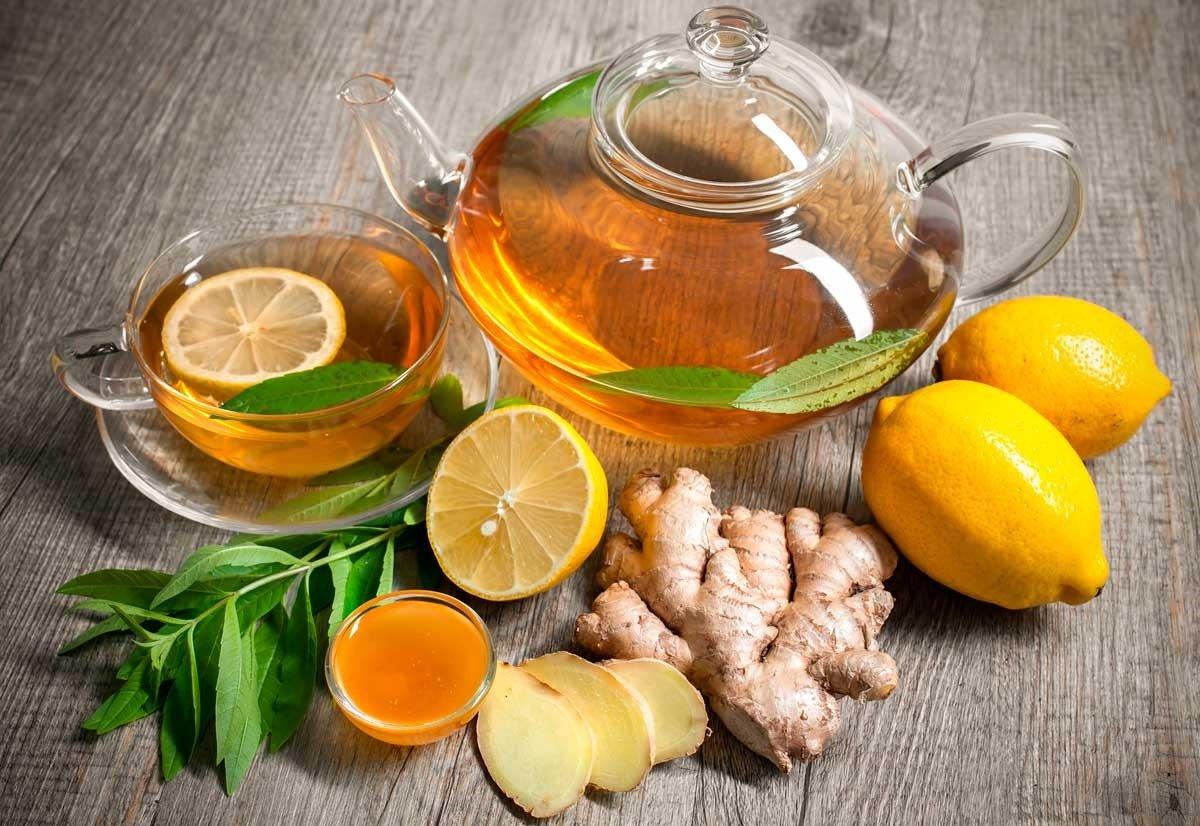 Чай с имбирем от простатита массаж простатита мужчин